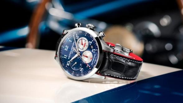 Cauta ceasul elvetian de lux dedicat bolizilor Shelby Cobra