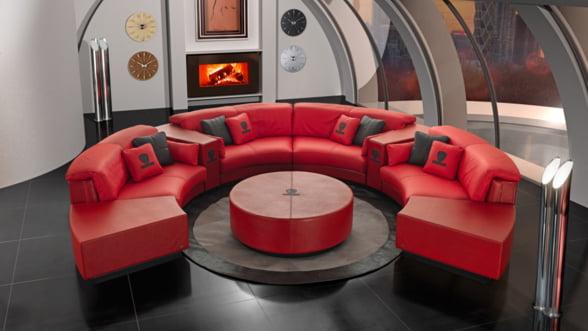Cauti o canapea noua? Lamborghini s-a gandit la sufrageria ta