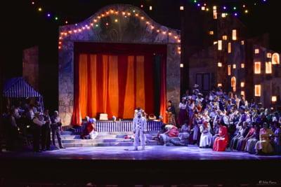 Cavalleria Rusticana & Pagliacci, in regia lui Ion Caramitru, pe scena Operei Nationale Bucuresti