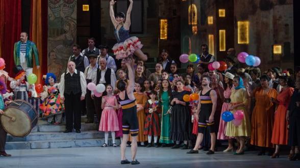 Cavalleria Rusticana & Pagliacci in regia lui Ion Caramitru, pe scena Operei Nationale Bucuresti