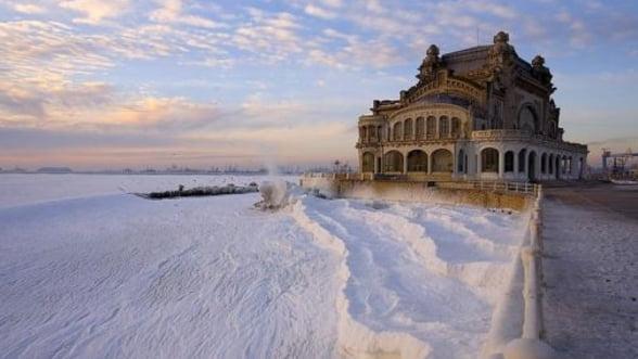 Cazinoul Constanta: Renovarea costa 24 de milioane de lei