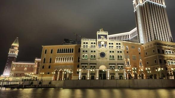 Cazinourile din Macau: Pe langa ele, Las Vegas arata ca o taraba (Galerie foto)