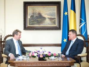 Ce a discutat Iohannis cu directorul FMI pentru Europa la Palatul Cotroceni