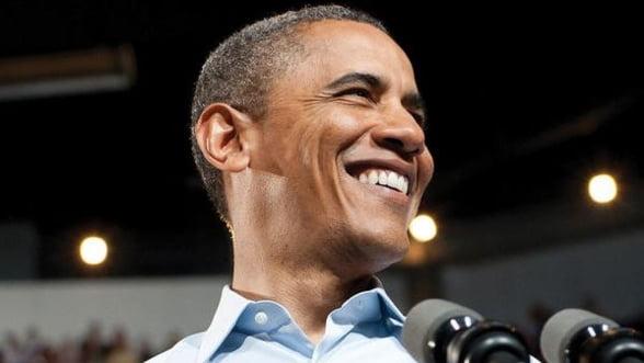 Ce a scris Obama pe Twitter dupa ce a aflat rezultatul alegerilor
