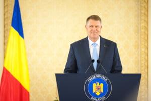 Ce a spus Iohannis in Parlament: mai putine legi, fara coruptie, Romania solidara cu UE