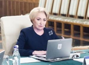 Ce a vorbit premierul Dancila cu ambasadorul SUA la Bucuresti