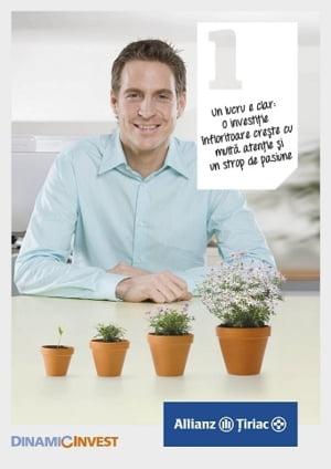Ce au in comun o asigurare de viata si... o floare in ghiveci?