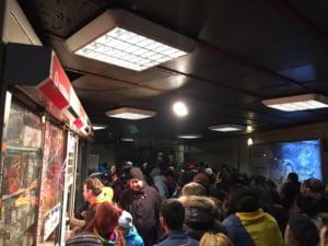 Ce au insemnat protestele #rezist Piata Victoriei pentru Metrorex: 140.000 de euro in plus