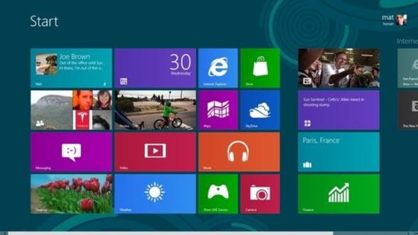 Ce este nou in Windows 8