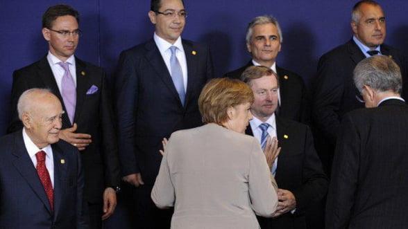 Ce explicatii a oferit Ponta la Bruxelles