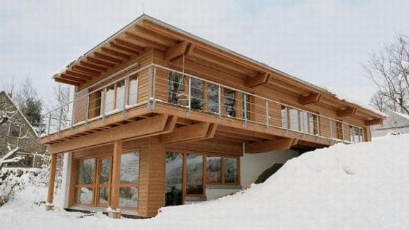 Ce inseamna casa pasiva: Elimina inteligent consumul de energie