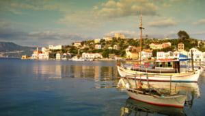 Ce insula din Grecia este libera de COVID-19 dupa ce toti locuitorii au fost vaccinati