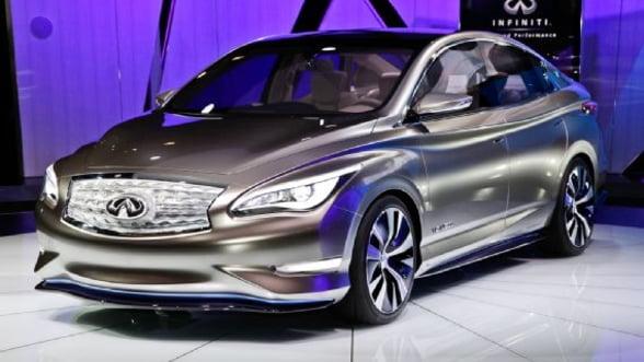 Ce masina vei avea in 2014? Infiniti iti pregateste modelul LE, fara emisii