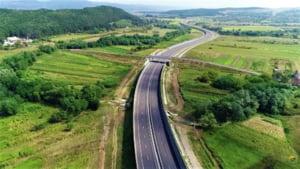 Ce nu a spus CNAIR despre autostrada crapata de la Lugoj. Traficul risca sa ramana inchis inca un an