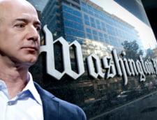 Ce planuri are Jeff Bezos in mass-media: Washington Post devine un produs Amazon