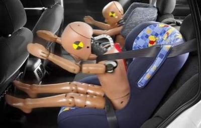 Ce reguli trebuie sa respecti atunci cand transporti copii in masina