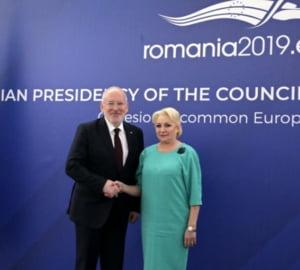 Ce risca Romania, daca guvernul Dancila nu tine cont de recomandarile venite de la Bruxelles