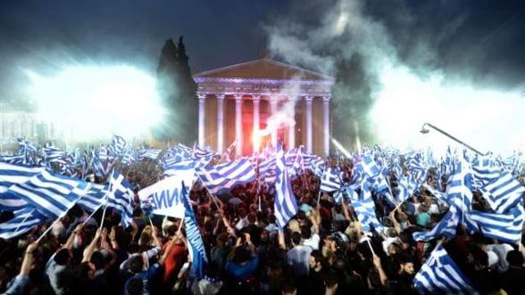 Ce se va intampla cu Grecia dupa alegerile legislative de astazi - Scenarii posibile
