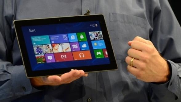 Ce spune Bill Gates despre tableta Surface? (VIDEO)