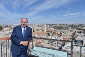 Ce spune Netanyahu dupa ce armata israeliana a ucis zeci de palestinieni in ziua mutarii ambasadei SUA