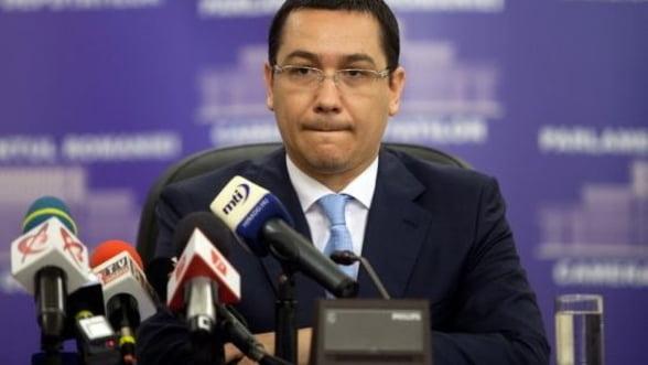 Ce spune presa straina despre vizita lui Ponta la Bruxelles