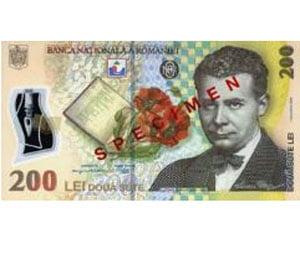 """Ce sunt bancnotele """"specimen"""" si ce institutii le folosesc?"""