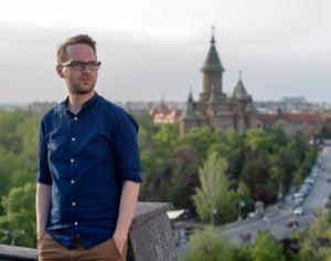 Ce vrea sa faca din Timisoara germanul care a studiat in 3 tari, vorbeste 4 limbi si a negociat planuri de pace in Africa