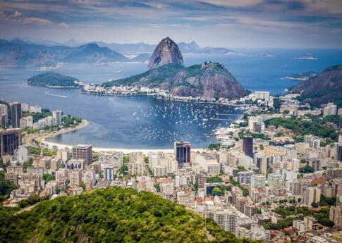 Cea mai buna destinatie din America de Sud: Rio de Janeiro
