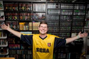 Cea mai mare colectie de jocuri video, scoasa la vanzare