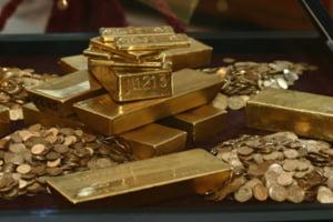 Cea mai mare vanzare de aur rusesc, de la caderea URSS incoace