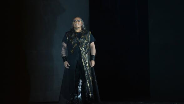 Cea mai noua productie a primei scene lirice, Otello, se joaca pe 31 octombrie pe scena Operei Nationale Bucuresti