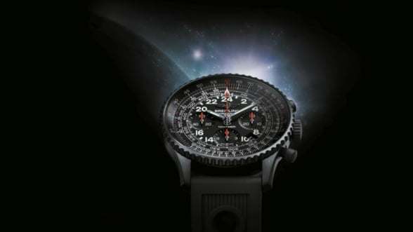 "Ceasul Brietling Navitimer Cosmonaute sau cum sa ""stapanesti"" timpul cu 9.500 de dolari"
