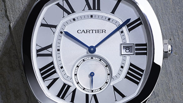 Ceasul Drive de Cartier, o surpriza placuta in dulcele stil clasic!