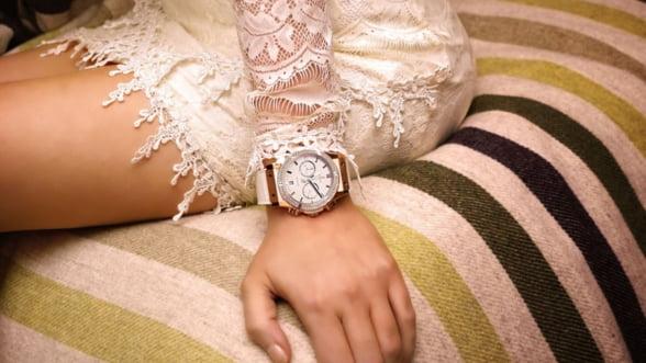 Ceasul feminin cu atitudine masculina, accesoriul anului 2015
