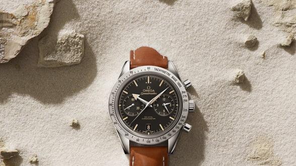 Ceasul preferat al lui George Clooney: Il poti purta la orice tinuta!