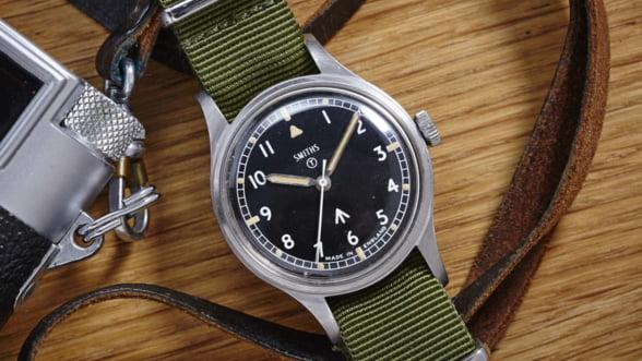 Ceasuri de colectie: Descopera ceasul aventurierului britanic