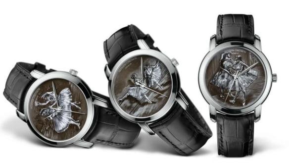 Ceasuri de colectie: Vacheron Constantin reinterpreteaza operele lui Degas pentru tine