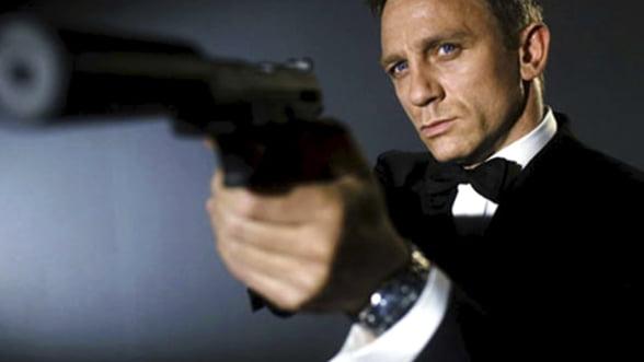 Ceasurile lui James Bond: Rolex, Omega, Breitling si Seiko