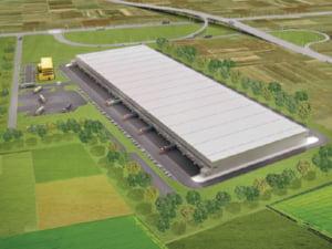 Cefin Logistics Park la Arad