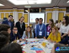 Cei mai buni 250 de tineri din Romania vin la Top Talents 2018