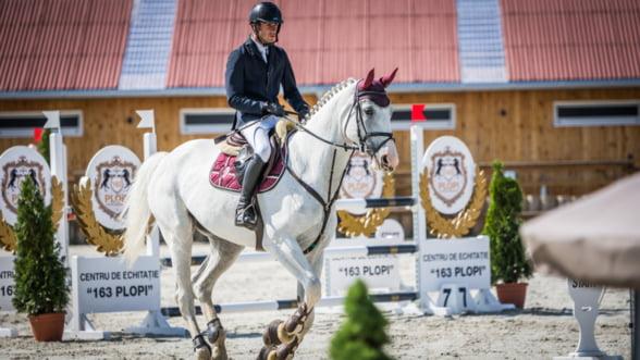 Cei mai buni cai si calareti se intrec la Prejmer pentru Trofeul Cupa Romaniei 2017