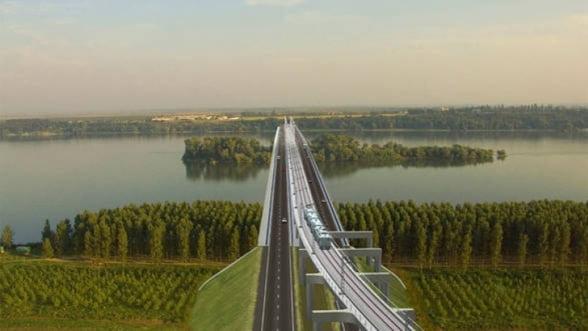 Cel de-al treilea pod peste Dunare prinde contur. Cat va costa si unde va fi construit
