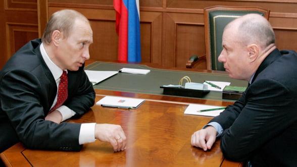 Cel mai bogat om de afaceri din Rusia: Efectul sanctiunilor s-a diminuat. Putin isi cauta succesorul!