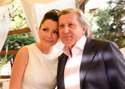 Ilie Nastase si Brigitte Sfat, peste 300 de invitati la petrecerea de nunta de la Poiana Brasov