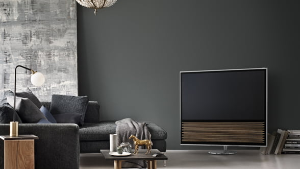 Cel mai bun TV Android? Evident, un model de lux Bang & Olufsen
