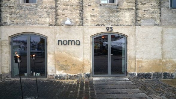 Cel mai bun restaurant din lume: Cum arata Noma din Copenhaga FOTO