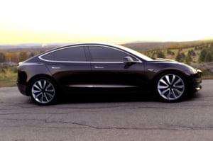 Cel mai ieftin model Tesla intra in productia de serie