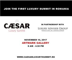 Cel mai important forum al luxului in Europa Centrala si Est