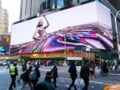 Cel mai mare ecran digital de inalta definitie din lume, inaugurat in Times Square