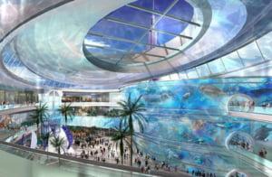 Cel mai mare mall din Orientul Mijlociu s-a deschis in Dubai